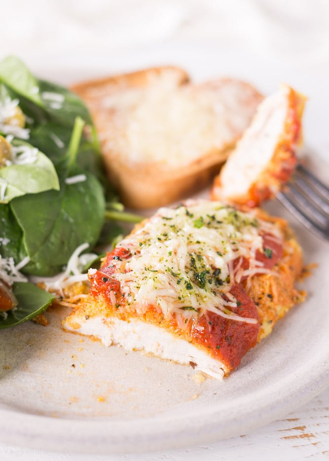 Gluten-Free Chicken Parmesan Recipe