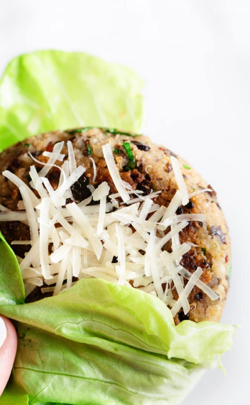 The Best Black Bean Burger Recipe
