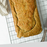 Plant Based Zucchini Bread
